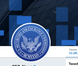 Monitor Twitter for SEC Updates