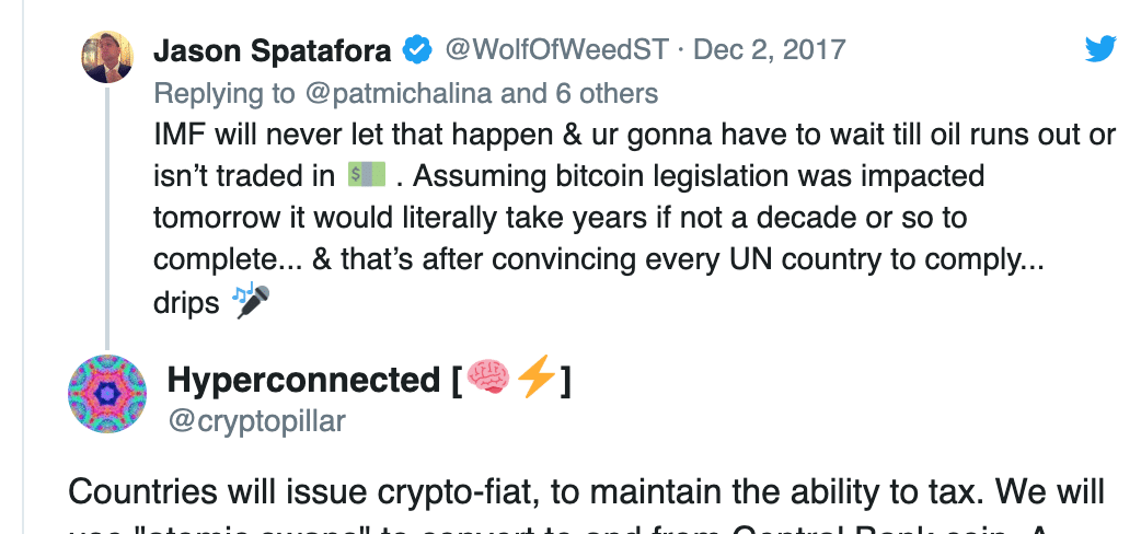 monitor cryptocurrencies on twitter