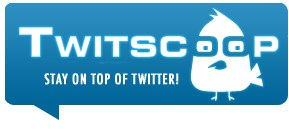 TwitScoop Twitter Search App