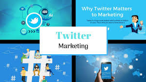 Marketing in twitter