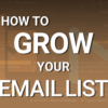 How To Grow Your Email List With Twitter
